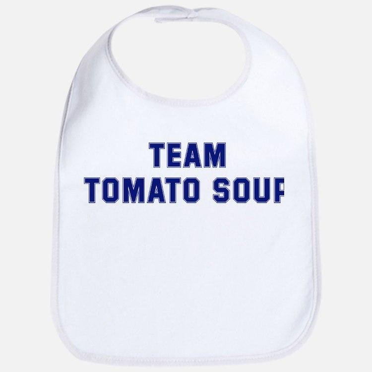 Team TOMATO SOUP Bib