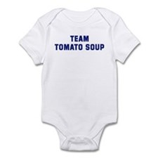 Team TOMATO SOUP Infant Bodysuit