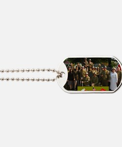 Pattons 3rd Army Living Historians Dog Tags