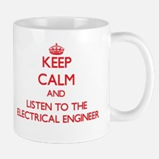 Keep Calm and Listen to the Electrical Engineer Mu