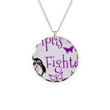 Lupus Fighter Necklace