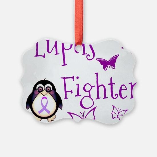 Lupus Fighter Ornament