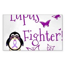 Lupus Fighter Stickers