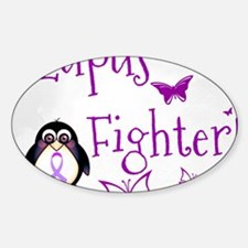 Lupus Fighter Decal