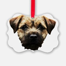 Border Terrier Ornament