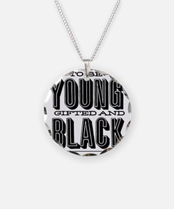 Young, Gifted and Black Necklace