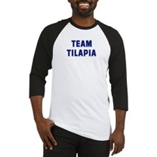 Team TILAPIA Baseball Jersey