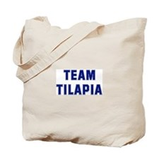 Team TILAPIA Tote Bag