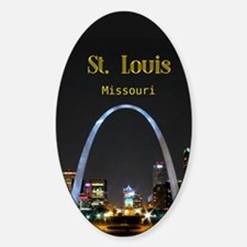 StLouis_6.90x9.10_iPad Sticker (Oval)