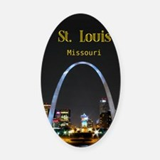 StLouis_6.90x9.10_iPad Oval Car Magnet