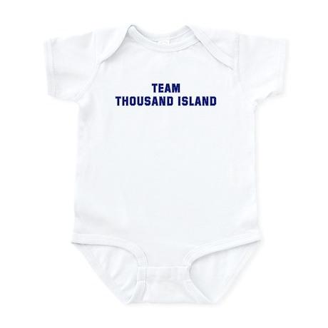 Team THOUSAND ISLAND Infant Bodysuit
