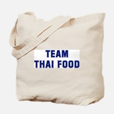 Team THAI FOOD Tote Bag