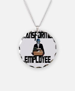 Transformer Employee Necklace