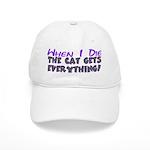 When I Die - Cat Cap