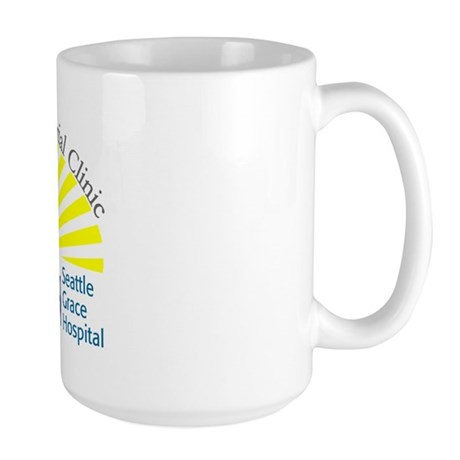Duquette Clinic Large Mug