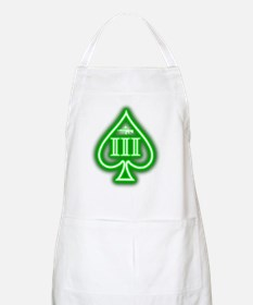 Three Percent - Spade Green Glow Apron