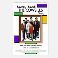 Family Band Merch Postcards (Package of 8)
