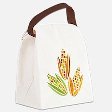 Corn Canvas Lunch Bag