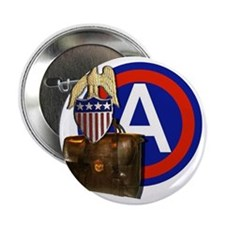"aids logo 2.25"" Button"