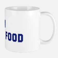 Team ALGERIAN FOOD Mug