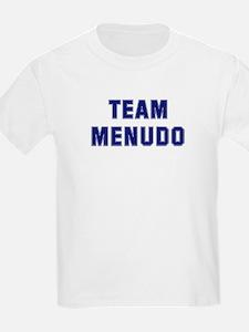 Team MENUDO T-Shirt