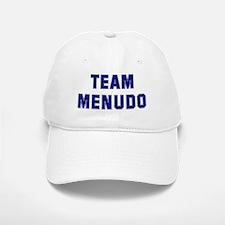 Team MENUDO Baseball Baseball Cap