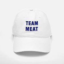 Team MEAT Baseball Baseball Cap