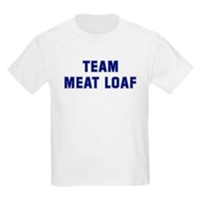 Team MEAT LOAF T-Shirt