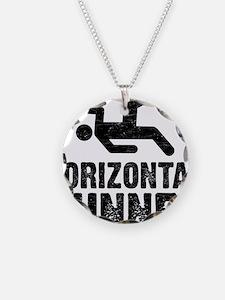 Horizontal Runner Necklace