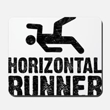 Horizontal Runner Mousepad