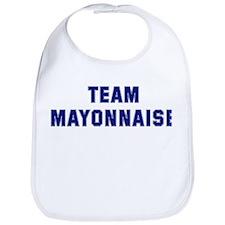 Team MAYONNAISE Bib