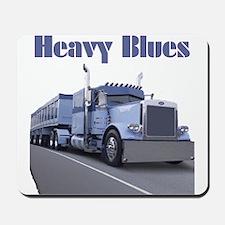 Heavy Blues Mousepad