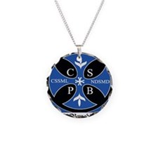 St Benedict Pray for Us Necklace