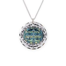 Medal of St Benedict Necklace