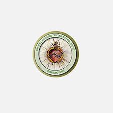Sacred Heart of Jesus Mini Button