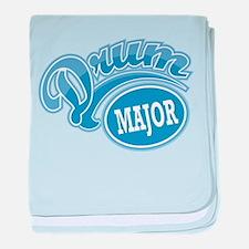 Drum Major baby blanket
