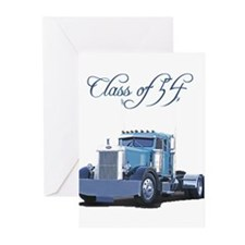 Class of 54 Greeting Cards (Pk of 10)