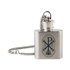 Pax First and Last Flask Necklace