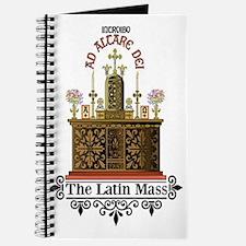 As Altare Dei Latin Mass Journal