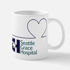 Grey's Anatomy Seattle Grace Hos Mug