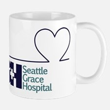Grey's Anatomy Seattle Grace Hos Small Mug