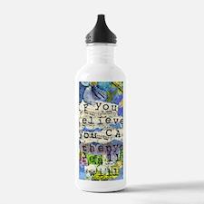 If you believe Water Bottle