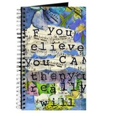 If you believe Journal