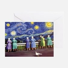 Day Trippers Greeting Card