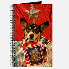 Christmas Corgi Journal