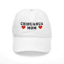 Chihuahua_Mom.jpg Baseball Cap
