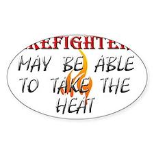 Take the Heat Decal