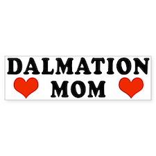 Dalmation_Mom.jpg Bumper Sticker
