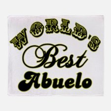 Abuelo Throw Blanket