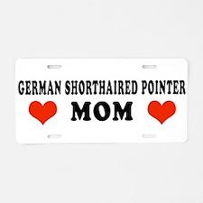 German_Shorthaired_Pointer_Mom.jpg Aluminum Licens